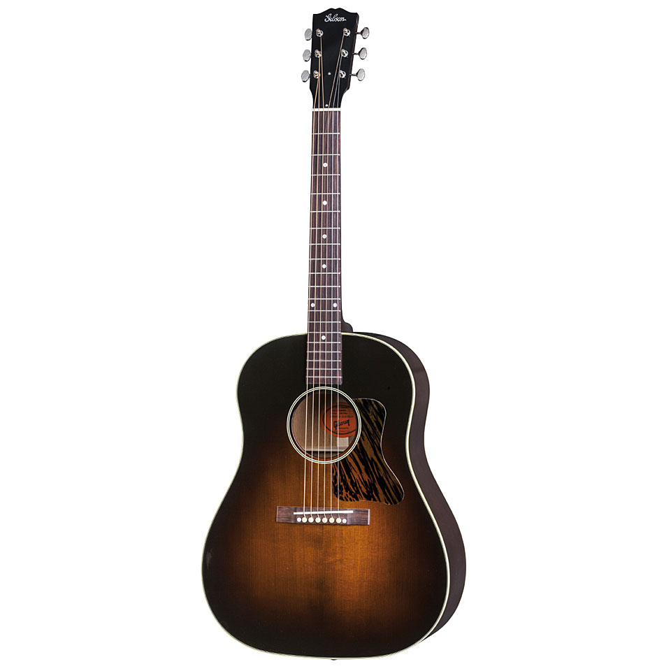Gibson J-35 VS Vintage Collectors Edition 10098477 ...