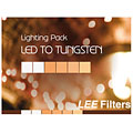 LEE Filters LED to Tungsten Pack « Juego filtros de color