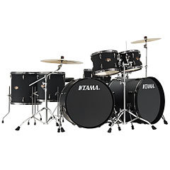 Tama Imperialstar 2x 22  Blacked Out Black