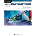 Play-Along Hal Leonard Great Movie Themes for Tenor Sax