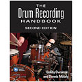 Hal Leonard The Drum Recording Handbook 2nd Edition « Libros técnicos