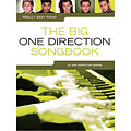 Music Sales Really Easy Piano - The Big One Direction Songbook « Libro de partituras