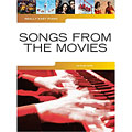 Music Sales Really Easy Piano - Songs From The Movies « Libro de partituras