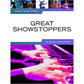 Music Sales Really Easy Piano - Great Showstoppers « Libro de partituras