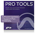 Software DAW Avid Pro Tools Upgrade Plan Renewal