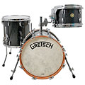 "Batería Gretsch USA Broadkaster 18"" Black Glass"