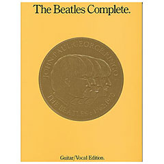 Bosworth The Beatles Complete (Revised) Guitar Edition