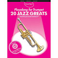 Music Sales Guest Spot 20 Jazz Greats for trumpet « Play-Along