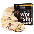 Sets de platos Zildjian K Custom Warship Music Pack14HH/16C/18C/20R