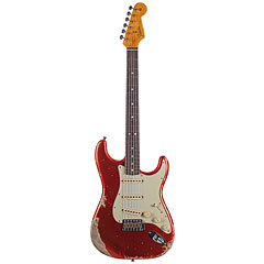 Fender Custom Shop 66 Stratocaster HR CAR « Guitarra eléctrica
