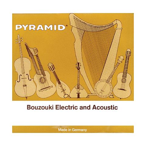 Pyramid Bouzouki,gleichtönig,Ball-End