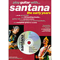 Music Sales Play Guitar With Santana - The Early Years « Play-Along