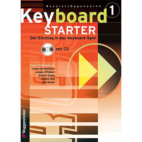 Voggenreiter Keyboard Starter Bd.1