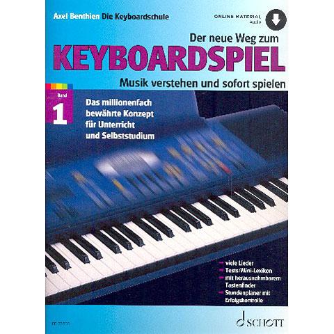 Schott Der neue Weg zum Keyboardspiel Bd.1