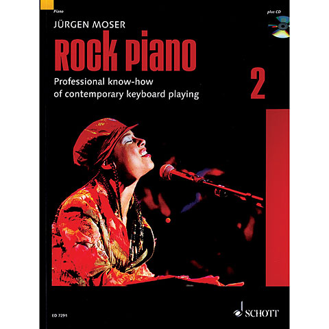 Schott Rock Piano Bd.2