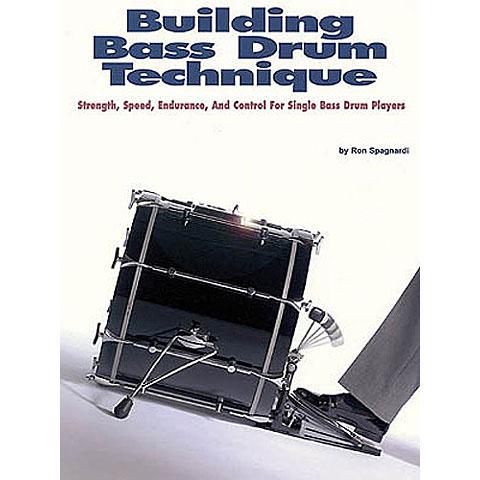 Music Sales Building Bass Drum Technique