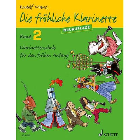 Schott Die fröhliche Klarinette Bd.2
