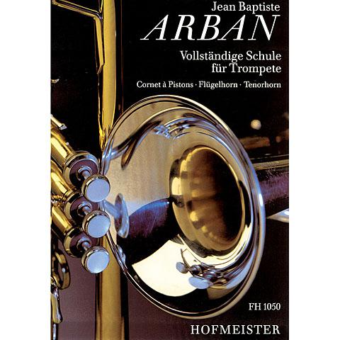 Hofmeister Vollständige Schule für Trompete