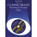Music Sales Classic Blues for trumpet « Play-Along