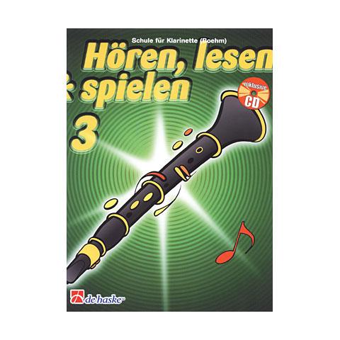 De Haske Hören,Lesen&Spielen Bd.3 (Boehm)