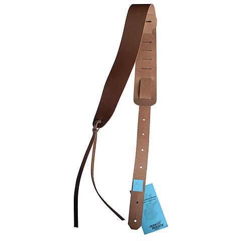 Musik Produktiv Standard Leder 6 cm, dunkelbraun