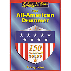 Advance Music The All-American Drummer