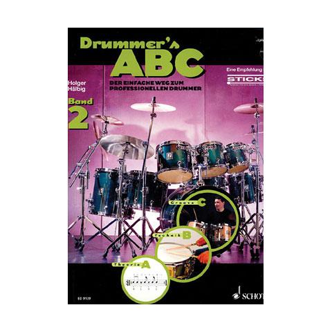 Schott Drummers ABC Bd.2