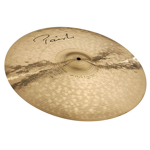 Paiste Signature Dark Energy Mark 1 18  Crash