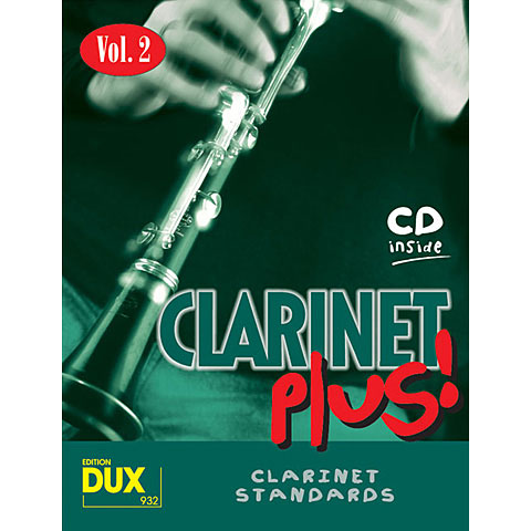 Dux Clarinet Plus! Vol.2