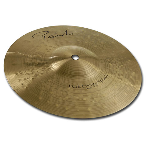 Paiste Signature Dark Energy Mark 1 8  Splash