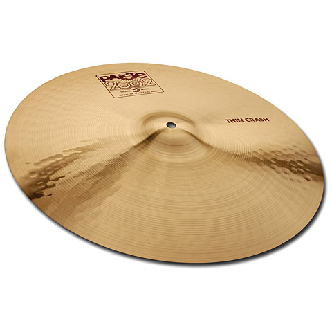 Paiste 2002 16  Thin Crash