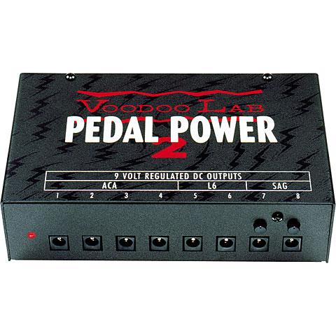 VoodooLab PedalPower-2 plus 8x9VDC