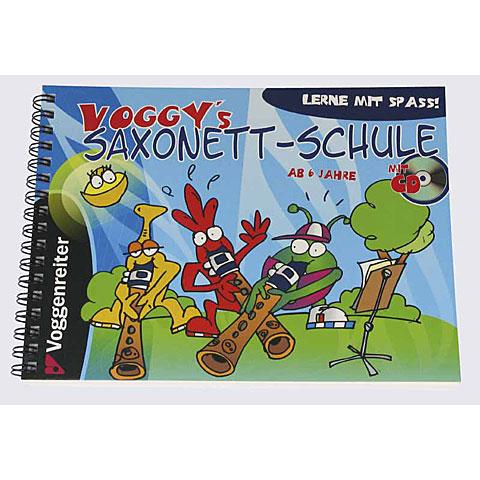 Voggenreiter Voggy's Saxonett-Schule