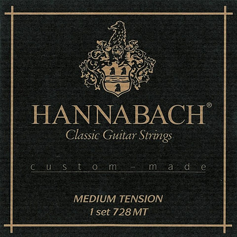 Hannabach Custom Made 728 MT