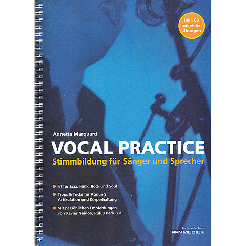 PPVMedien Vocal Practice