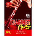 Play-Along Dux Clarinet Plus! Vol.4