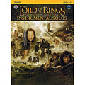 Play-Along Warner The Lord of the Rings Trilogy Instrumental Solos for Trumpet