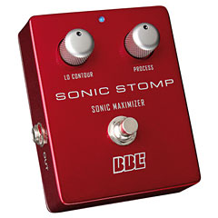 BBE Sonic Maximizer SonicStomp Pedal
