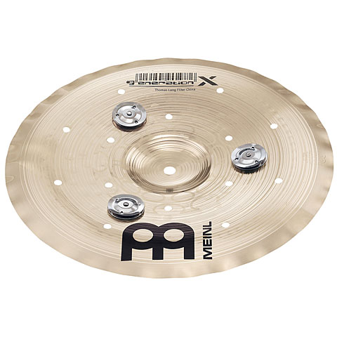 Meinl 12  Generation X Jingle Filter China
