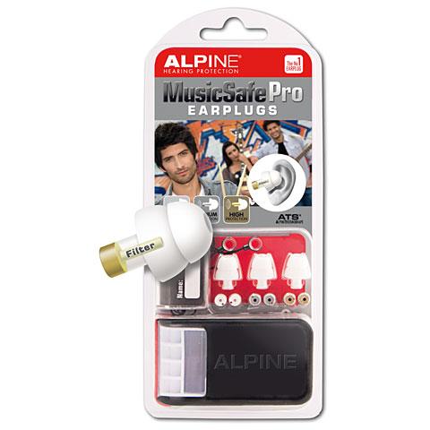 Alpine Music Safe Pro White Edition