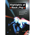Helbling Highlights of Rock & Pop « Libro de partituras