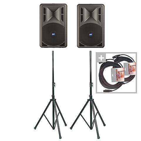 RCF ART 310-A MK III Stativ/Kabel-Set