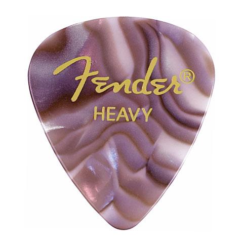 Fender 351 Abalone, heavy (12 Stk.)