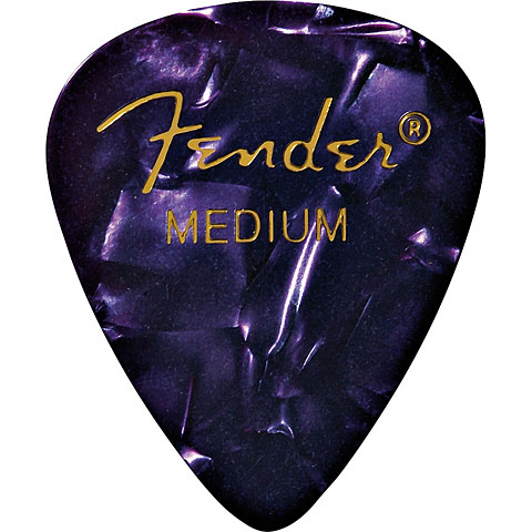 Fender 351 Purple Moto, thin (12 unid.)