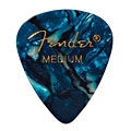 Fender 351 Ocean Turq., medium (12 unid.) « Púa