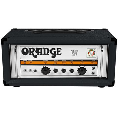 Orange AD200 Bass MK3 BLK