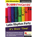 Kohl Boomwhackers Latin Rhythm Party 1 « Libros didácticos