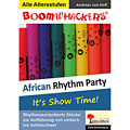 Libros didácticos Kohl Boomwhackers African Rhythm Party 1