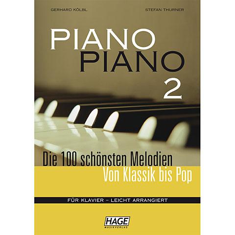 Hage Piano Piano 2 (easy)