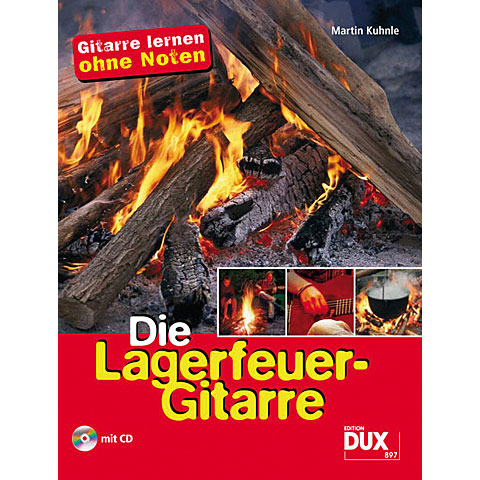 Dux Die Lagerfeuer-Gitarre